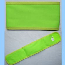 Plain Wrap Armband - Lime